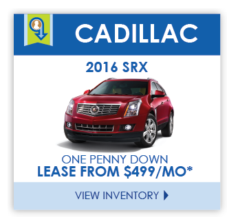Cadillac Leases