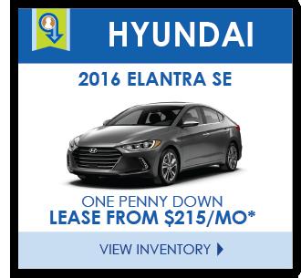 Hyundai Leases